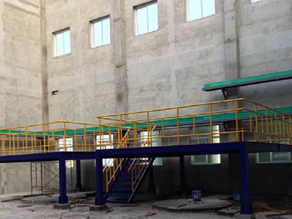 Shandong Hengbang uses Ripute semi-welded evaporator and condenser case