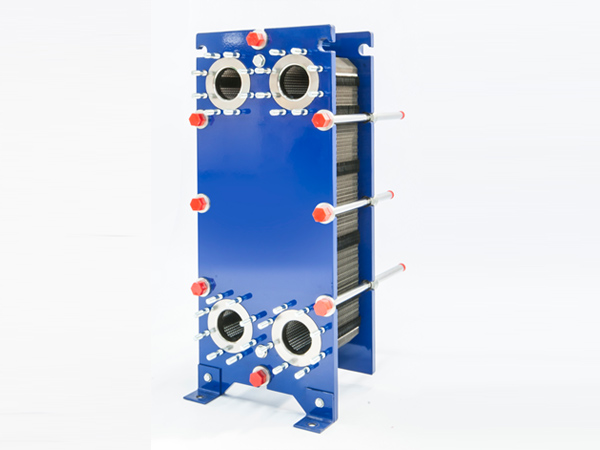 Qingdao Ruipute double-wall plate heat exchanger mass production