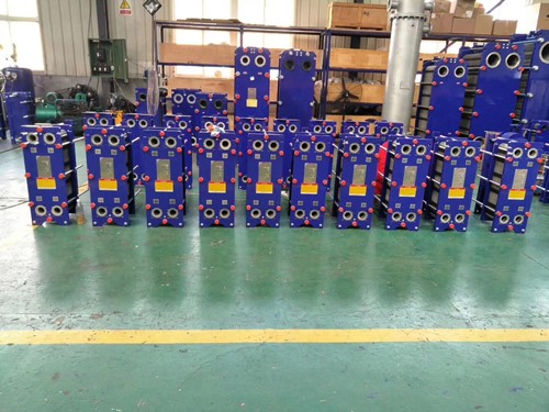 Plate heat exchanger for Tsingtao Brewery?  This plate heat exchanger manufacturer is unusual.