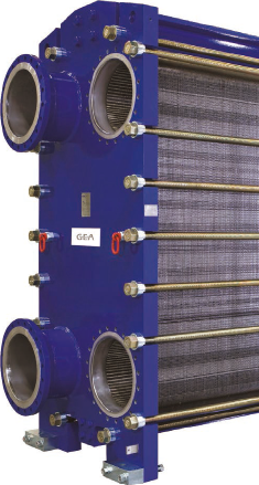 High quality GEA plate heat exchanger plate and gasket replacement.
