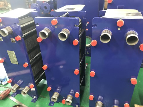 Applications of Marine Aquaculture Plate Heat Exchangers