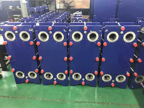 Which one is better to replace the plate gasket of plate heat exchanger imported from Shandong?