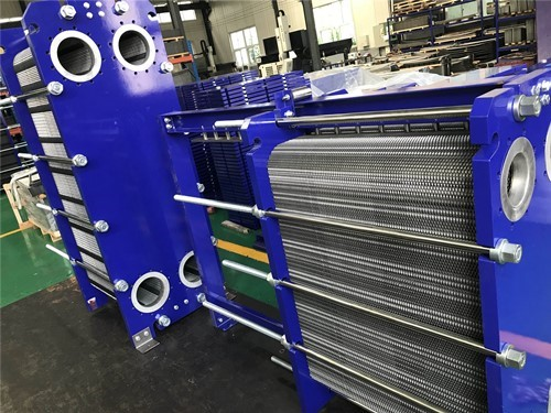 Our wish is the petrochemical industry can also use imported quality heat exchangers