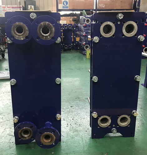 Small plate heat exchanger recognized Ruipute brand, this manufacturer can be trusted!