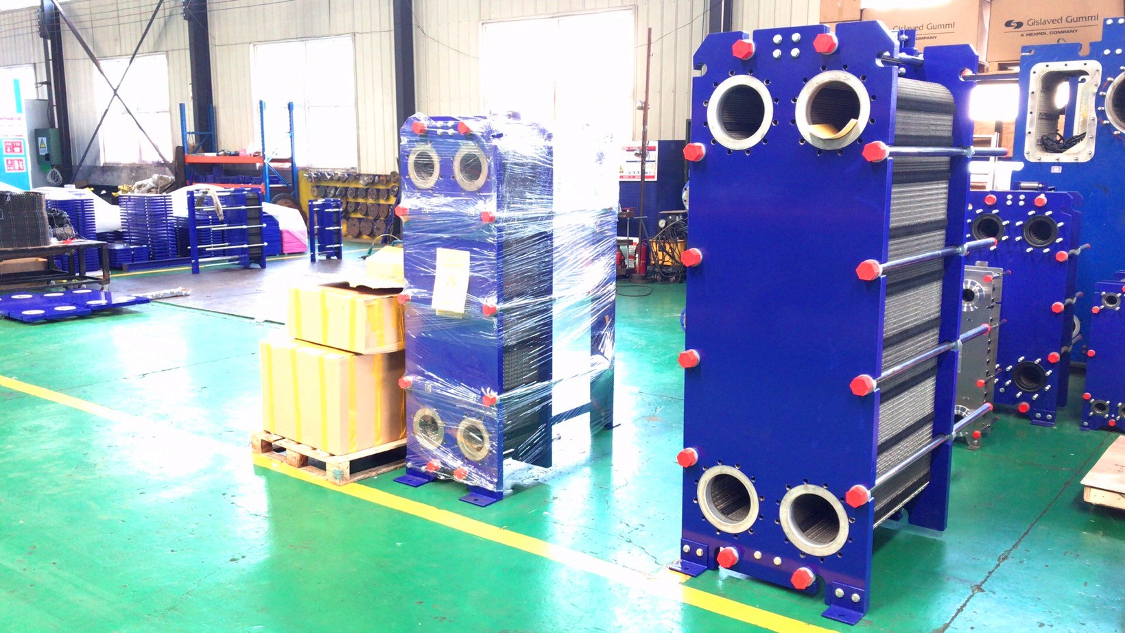 Plate heat exchanger manufacturers tell you how to prevent heat exchanger failure