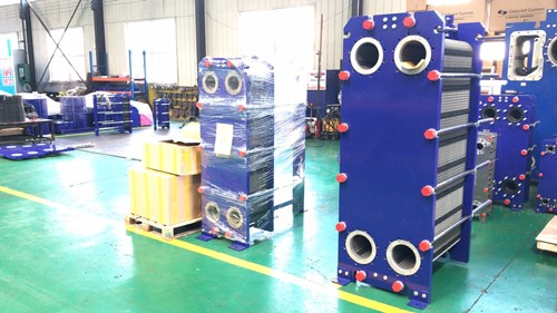 The quenching liquid cooling plate heat exchanger manufacturer you are looking for is here!