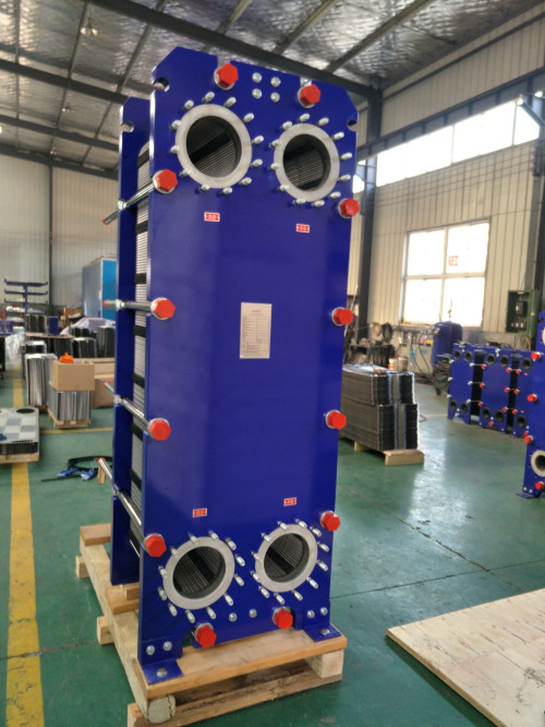Many people do not know that time is needed to replace the plate heat exchanger