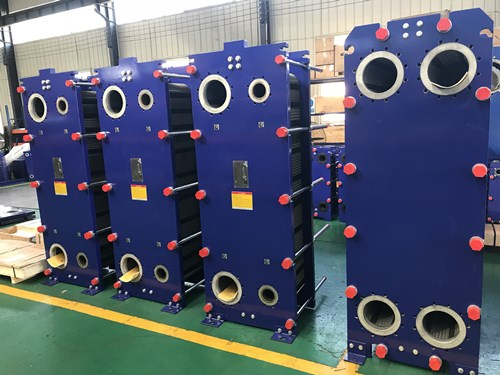 Here is the manufacturer of Hastelloy plate heat exchanger you want