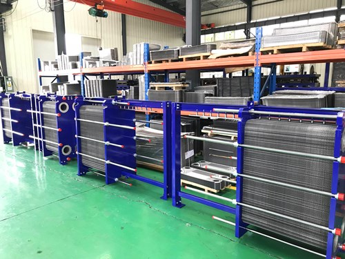 Qingdao Ruipute introduce you to the clean room using stainless steel plate heat exchanger how to maintenance
