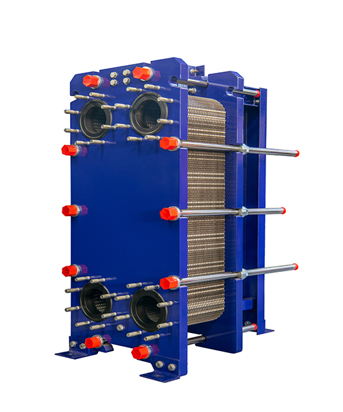 How to avoid high pressure drop in plate heat exchangers