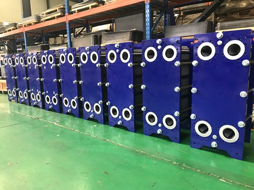 Are the plates of SS304, 316L, Hastelloy, and titanium unclear? Large heat exchanger manufacturers tell you the answer