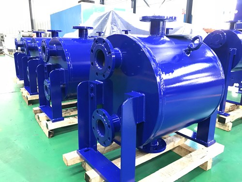 High temperature steam heating heat transfer oil conditions, how would you choose a plate and shell heat exchanger and a shell and tube heat exchanger