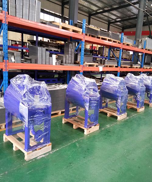 Qingdao Ruipute heat exchanger manufacturer introduced plate heat exchanger how to test pressure