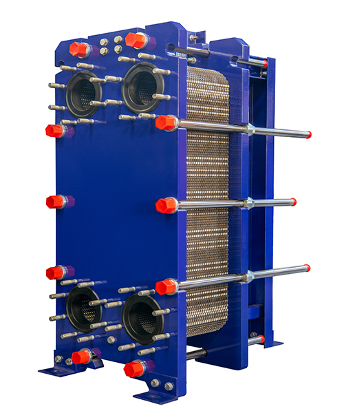 What is the process of quality control of stainless steel plate heat exchanger before leaving the factory?