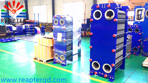 A large number of foreign textile industry orders return, and plate heat exchangers help the textile printing and dyeing process