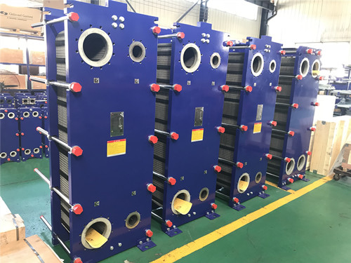 During the installation process of the plate heat exchanger, the choice of the interface form is also very important.
