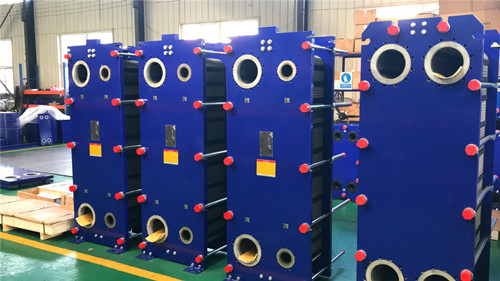 The plate heat exchanger manufacturer of the heat exchange station, missed this year, don't miss next year!
