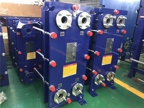 Shandong detachable plate heat exchanger manufacturers interpret the factors affecting the compression and permanent deformation of vulcanized rubber