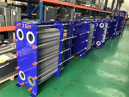 The selection of quenching liquid cooling plate heat exchanger, selection design and use of raw materials are the key points
