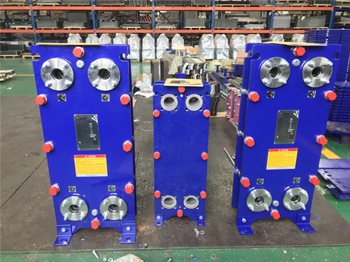 Marine aquaculture plate heat exchangers have many functions, and people around this area are using them
