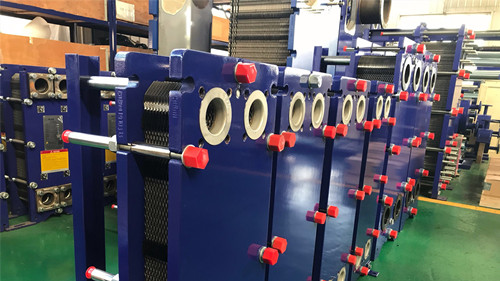 Double-wall plate heat exchanger can ensure safe heat exchange equipment without cross contamination