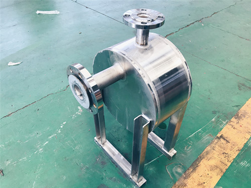 Application of stainless steel plate and shell heat exchanger for instant noodle heating palm oil