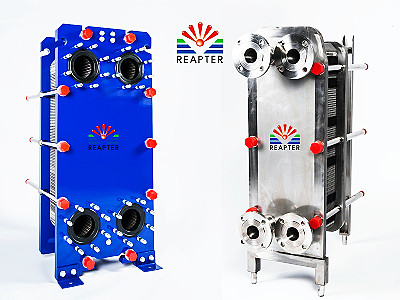 The heat exchanger effect of glucose is not good, because you did not use the GEA free flow plate heat exchanger