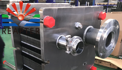 Why do we recommend food grade plate heat exchanger for beer brewing and fermentation? What should we pay attention to?