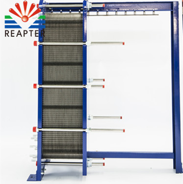 The secret of keeping heat efficiency of plate heat exchanger