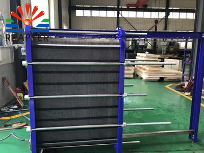 The conditions of using expansion joint of plate heat exchanger