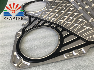 The reason of the plate heat exchanger gasket seal failure