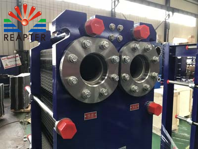 How to deal with the plate heat exchanger heat supply insufficient problem?