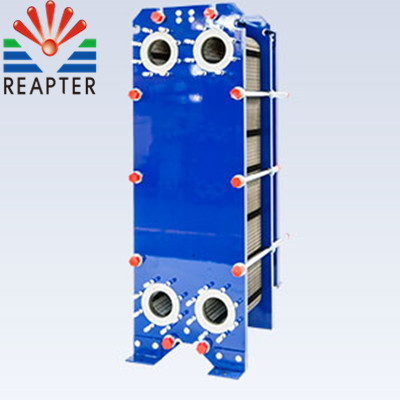 The characteristics of plate heat exchanger in refrigeration technology