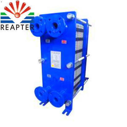 Precautions for flange connection of heat exchanger