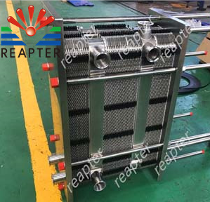 What are the construction and installation points of plate heat exchanger
