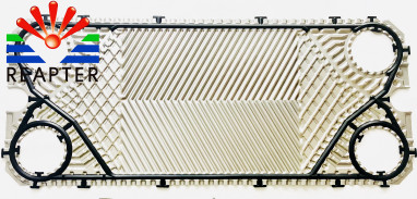 Temporary treatment for aging gasket plate heat exchanger