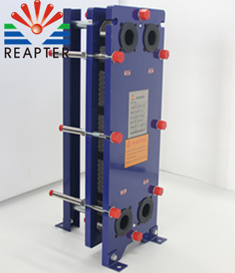 The reason of affecting the operation of plate heat exchanger
