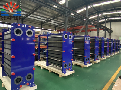 Why the heat transfer efficiency of plate heat exchangers in the heating industry is low