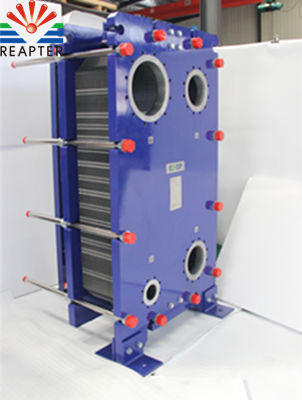 Characteristics and precautions of plate heat exchangers for sulfuric acid production